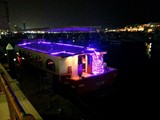new opening for restaurant inside boat in kuwait